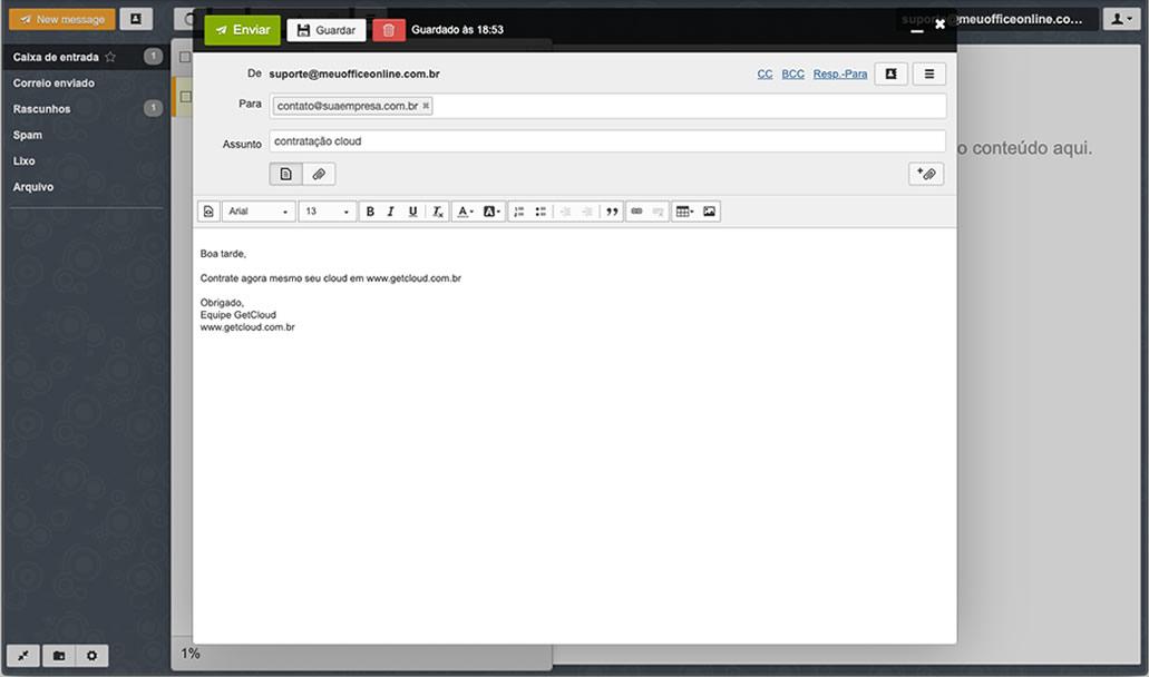 getcloud-painel-email-rainloop